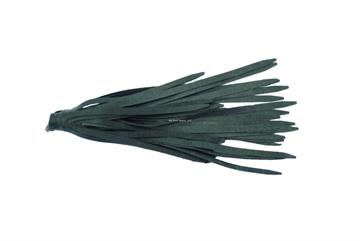 """Picture of Humdinger Rubber Skirt, 3 1/2"""", Black, 3/Pack"""