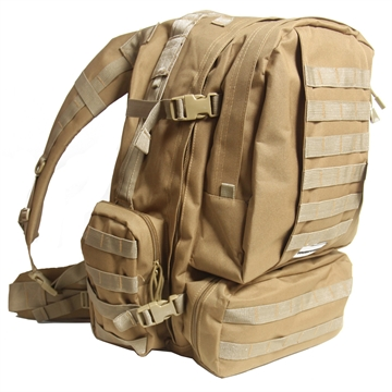 Picture of Humvee 3-Day Assault Pack - Tan
