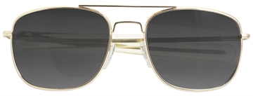Picture of Humvee Accessories Hmv52bgold Sunglasses   Pilot Sunglasses Gold