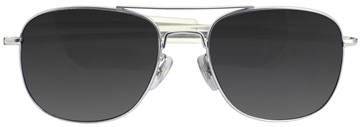 Picture of Humvee Accessories Hmv52bmatt Military Pilot Sunglasses Black Matte