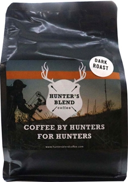 Picture of Hunter's Blend Coffee Blend Coffee Black Powder Ground 12Oz.