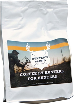 Picture of Hunter's Blend Coffee Blend Coffee Original Roast Ground 12Oz.