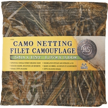 "Picture of Hunter Specialties Camo Mesh Netting 54""X12' Advantage Max-5"