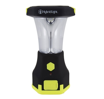 Picture of Hybrid Light Atlas 600 Lantern 600Lum Blk/Yl