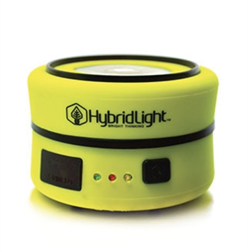 Picture of Hybrid Light Puc Solar Exp Lantern 150L Yel