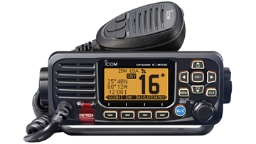 Picture of Icom Vhf Fixed Mount Black