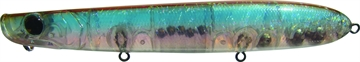 """Picture of Ima Little Stik 135 Topwater Bait, 5 1/2"""", 1 Oz, Ghost Minnow, Floating"""