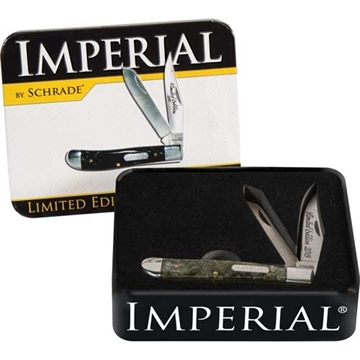 Picture of Imperial Knife 2-Blade Trapper W/Gift Tin Promo Q4
