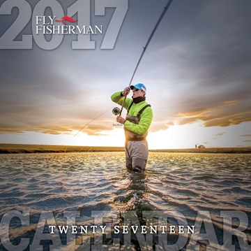 Picture of IN Fisherman 2017 Fly Fisherman Calendar