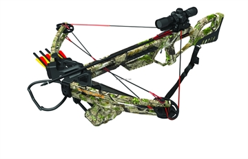 Picture of Inferno Flame Compound Crossbow Kit-Trek