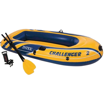 Picture of Intex Boat 2 Per Chal Set