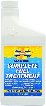 Picture of Invincible Marine 16Oz Ethanol Fuel Treatment Treats 160 Gallons
