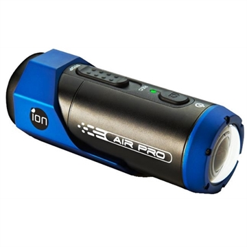 Picture of Ion 1011L Air Pro Lite Wi-Fi Video/Pictures 5Mp 1920X1080p Rechargeable Blk/Blue