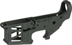 Picture of Iron City Rifle Works City Ar15 Lower Receiver Skeletonized Black