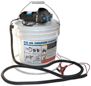 Picture of Itt Jabsco Diy Bucket Oil Changer 12V