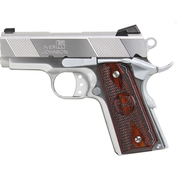 Picture of Iver Johnson Arms Johnson 1911 Thrasher .45Acp Night Sights Stainless