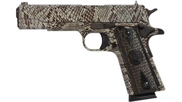 """Picture of Iver Johnson 1911A1 Copperhead 45Acp 5"""""""