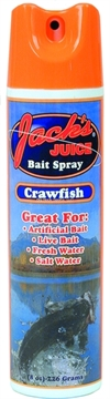 Picture of Jacks Juice Crawfish Scent Aerosol Spray 8Oz