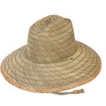 "Picture of Jafari Hats Riverguard Straw Hat 5"" Brim"