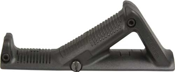 Picture of J&E Machine Tech Angled Fore Grip Picatinny Mount Black