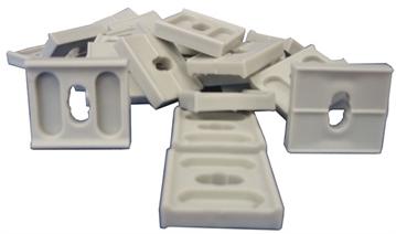 """Picture of Jet Technologies 1/4"""" Rail Spacer Kit 26Pc"""