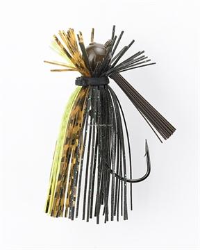 Picture of Jewel Eakins Jig, 5/16 Oz, Missouri Craw, 2/Pack