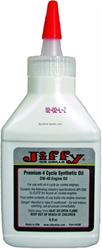 Picture of Jiffy 4 Cycle Oil Synthetic 6Oz Pro4 & 4G
