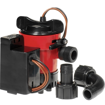 Picture of Johnson Pump 550 Bilge Pump/Switch Comb
