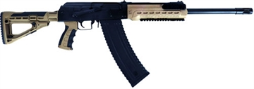 "Picture of Kalashnikov Usa Ks12t 12Ga. 18.25"" 3"" 1-10Rd Mag Blk/Fde M4 Stock"