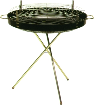 """Picture of Kay Portable Grill 18"""" 1.3Cf"""