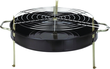 """Picture of Kay Table Top Grill 18"""" 3.4Cf"""