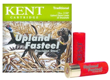 Picture of Kent Ammo 12 Gauge 2 3/4In 1 1/8Oz. #5 Upland Fasteel (25 Rounds