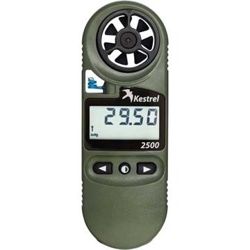 Picture of Kestrel 2500Nv Weather Meter Digital Altimeter OD Green
