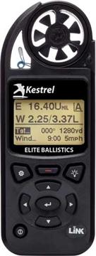 Picture of Kestrel 5700 Elite W/Applied Ballistics And Link Black