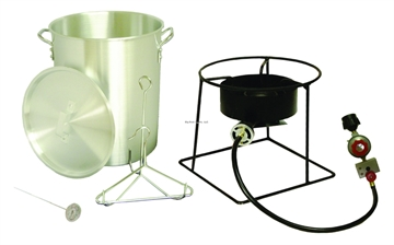 Picture of King Kooker #1266- 29 Qt. Turkey Fryer Package