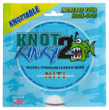 Picture of Knot2kinky Leader Wire 12Lb 15'