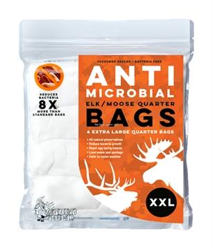 Picture of Koola Buck Anti Microbial Game Bag, Moose/Elk Quarter Bags, 4 PK