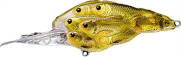 Picture of Koppers Fishing & Tackle Baitball Crank 3/8Oz Cht/Black