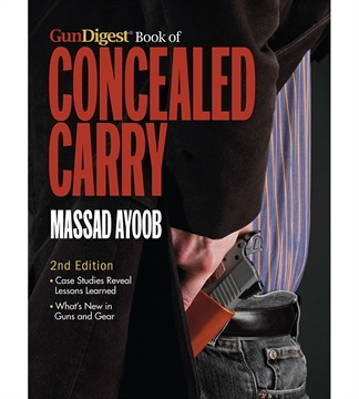Picture of Krause Publication GD Book OF Conceal Carry