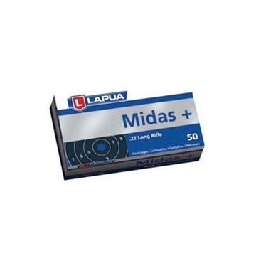 Picture of Lapua 22 LR Midas+ 40 GR Box OF 50