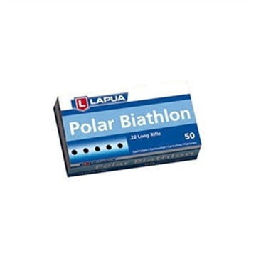 Picture of Lapua 22 LR Polar Biathlon 40 GR Box OF 50