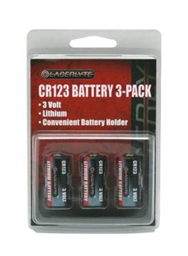 Picture of Laserlyte Batcr123 Cr123 3V 3 Pack