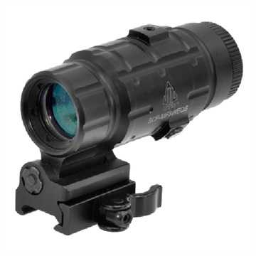 Picture of Leapers 3X Magnifier Flip TO Side QD Picatinny Mount