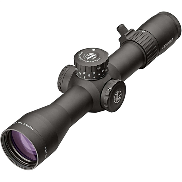 Picture of Leupold 173298 Mark 5Hd M5c3 3-18X 44Mm Obj 28.40-5.80 FT @ 100 Yds Fov 35Mm Tube Black Matte Finish H-59 (Ffp)