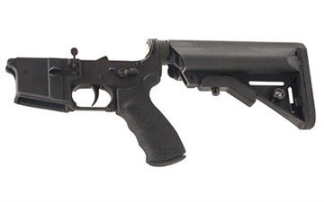Picture of Lewis Machine & Tool Company Lmt Defender Lower W/Sopmod Stk
