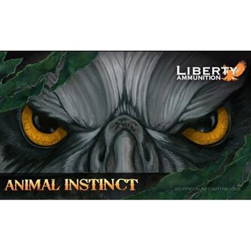 Picture of Liberty Ammo Ammo Animal Instinct 22-250 55Gr HP 20/50