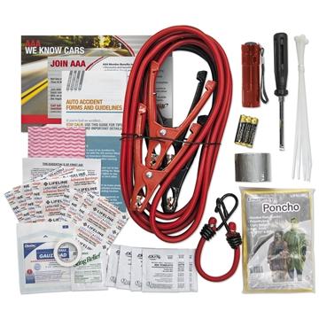 Picture of Lifeline Aaa Traveler Kit 64 Pieces