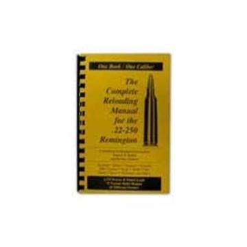 Picture of Loadbooks .22-250 Remington Each