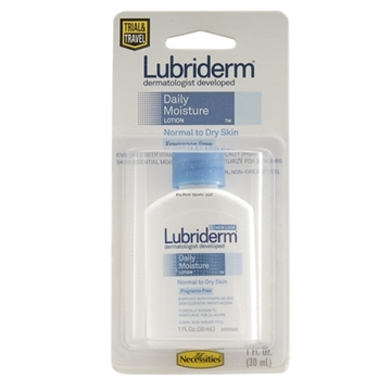 Picture of Lubriderm Hand & Body Lotion - 1 OZ