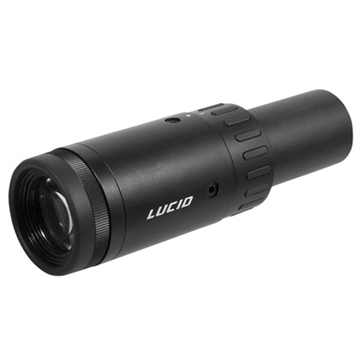 Picture of Lucid 2-5X Red Dot Magnifier